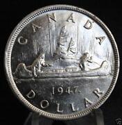 1947 Canada Dollar