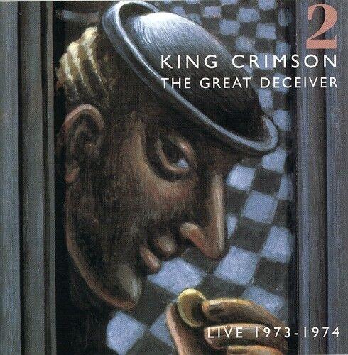 King Crimson - Great Deceiver 2 [New CD]
