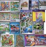 Springbok Puzzle Lot