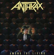 Anthrax - Among the Living [New CD]