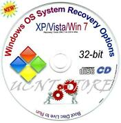 HP Windows 7 Recovery Disc