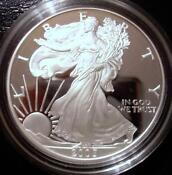 American Eagle 1 oz Silver Proof Coin