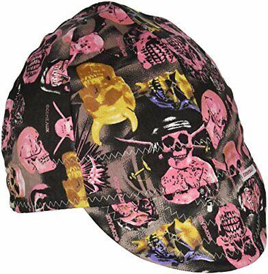 Comeaux Caps 118-2000r-8 Deep Round Crown Caps 8 Assorted Prints