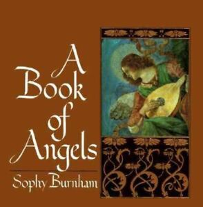 NEW-A-Book-of-Angels-by-Burnham-Sophy