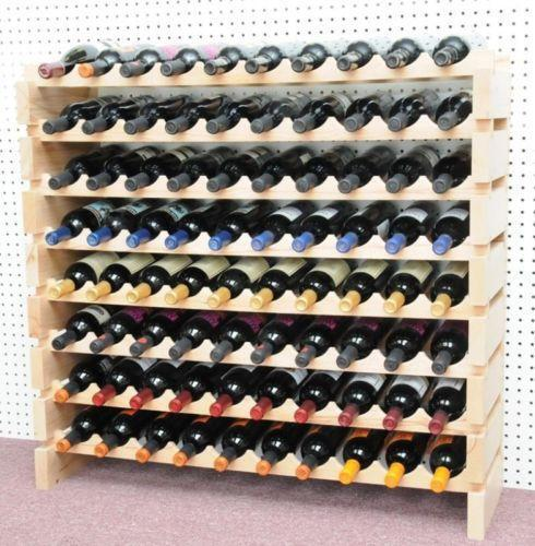 Modular Wine Rack Ebay