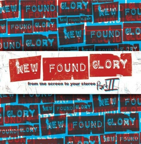 New Found Glory - From the Screen to Your Stereo 2 [New CD]