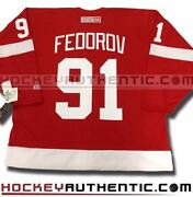 Sergei Fedorov Jersey