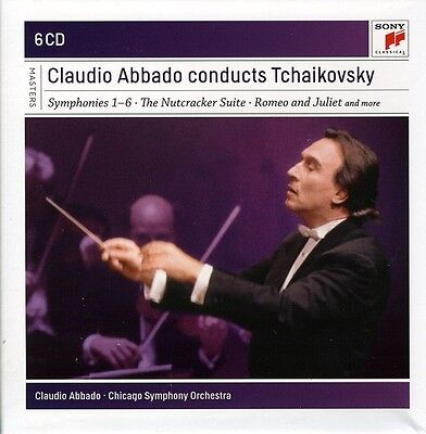 Claudio Abbado - Claudio Abbado Conducts Tchaikowsky [New Cd]