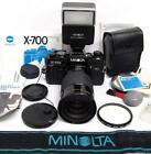 Minolta X-700 Flash
