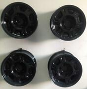 Powder Coated Wheels