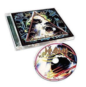 DEF LEPPARD HYSTERIA CD ALBUM (2017 Remaster) 30th Anniversary