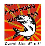 Fly Fishing Stickers