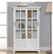 Glass Door Curio Cabinets