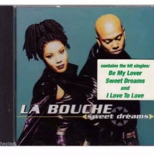 La Bouche Sweet Dreams Album Disc Cd Be My Lover 90s 1996 Club
