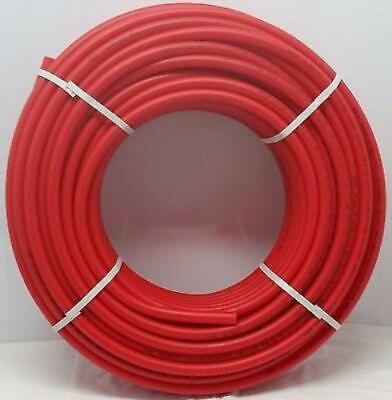 34 -250 Coil - Red Certified Non-barrier Pex Tubing Htgplbgpotable Water