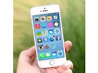 Apple iPhone 5 16GB Unlocked white - used, Excellent condition