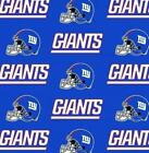 New York Giants Fabric
