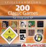 PC Spiel + 200 Classic Games für Vista und XP + 3D Shooter + Rennspiele etc. +