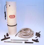 Central Vacuum Unit