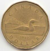 1987 Canadian Dollar