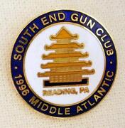 Hunting Club Pin
