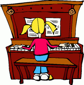 Piano Lessons for Young Children ages 3 and up
