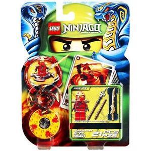 lego ninjago kai spinner