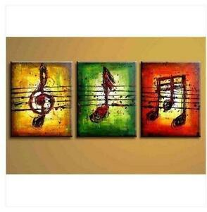 Canvas Wall Art Music