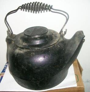 wagner cast iron kettle