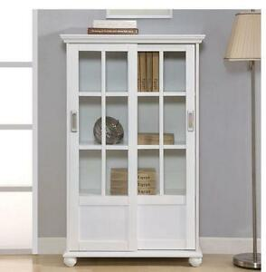 glass door curio cabinets