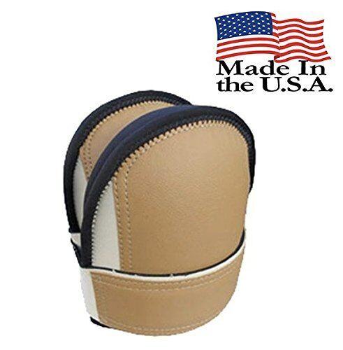 Troxell USA Supersoft Leatherhead  Kneepads (Premium)