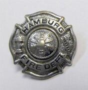 Antique Fire Badge