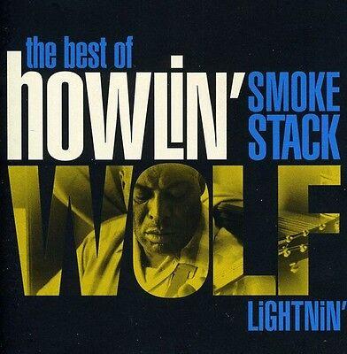 Howlin' Wolf - Smokestack Lightnin: Best of [New CD] UK - Import