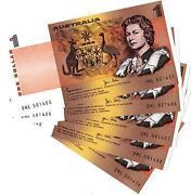 Australian 5 Dollar Note