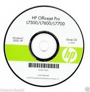 HP CD Printer