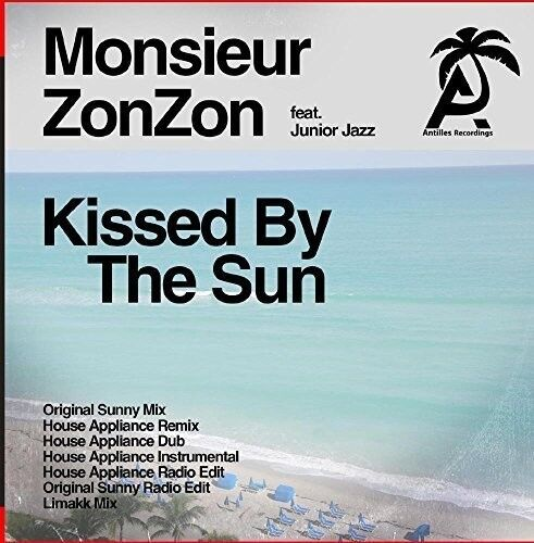 Monsieur Zonzon - Kissed By the Sun [New CD] Manufactured On Demand