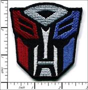 Transformers Iron on Patch