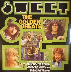 LP - Sweet - The Golden Greats Vinile Nuovo - Italia - L'oggetto può essere restituito - Italia