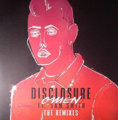 Disclosure-Omen (Feat. Sam Smith) [The Remixes]  VINYL NEW SEALED