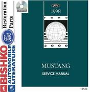 Ford Mustang Repair Manual