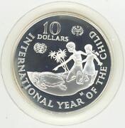 Cayman Islands Silver Coin