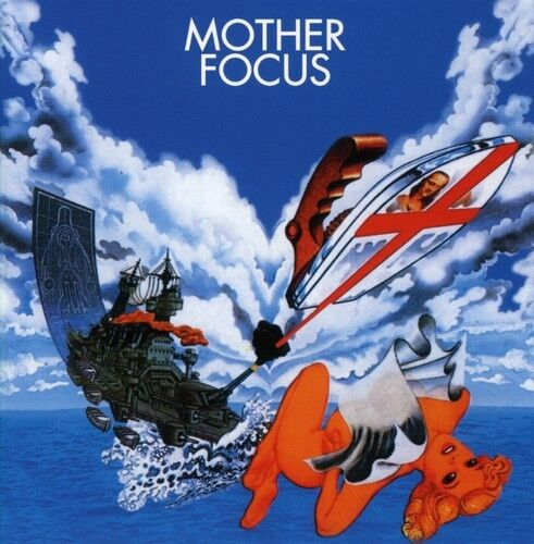 Focus - Mother Focus [New CD] Rmst