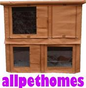 2 Storey Rabbit Hutch