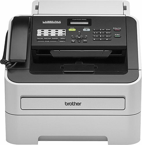 Brother IntelliFax FAX-2840 Mono High-Speed Laser Fax FAX2840