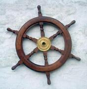 Schiffssteuerrad