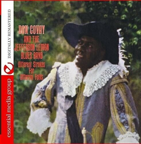 Don Covay - Different Strokes For Different Folks [New CD] Manufactured On Deman