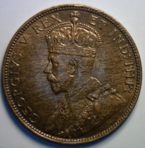 1911 One Cent Canada Ebay