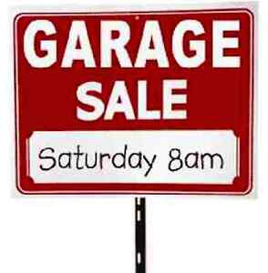 Garage Sale [cleaning house!]
