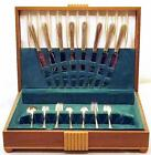 Sterling Flatware Chest