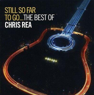 Chris Rea - Still So Far to Go: Best of [New CD] UK -